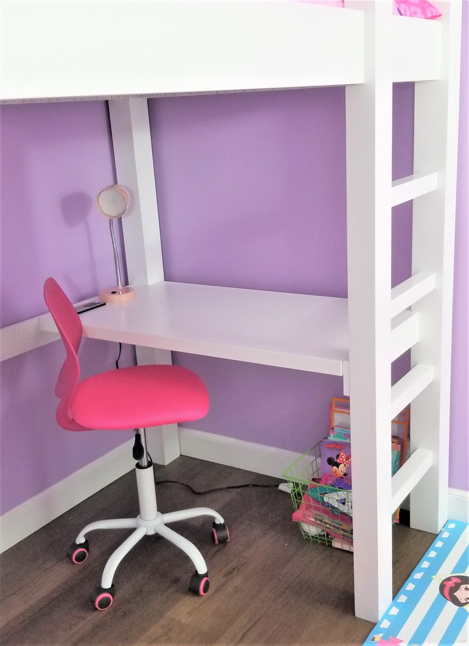 Countryside Loft Bed Vision Woodwerx